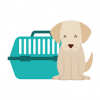 Pet Cages , Carriers And Houses